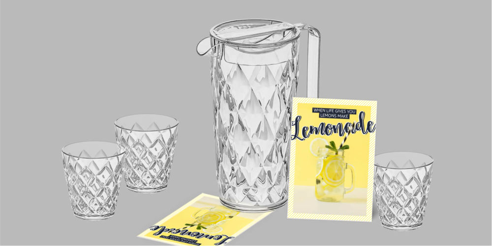 Lemonade-set