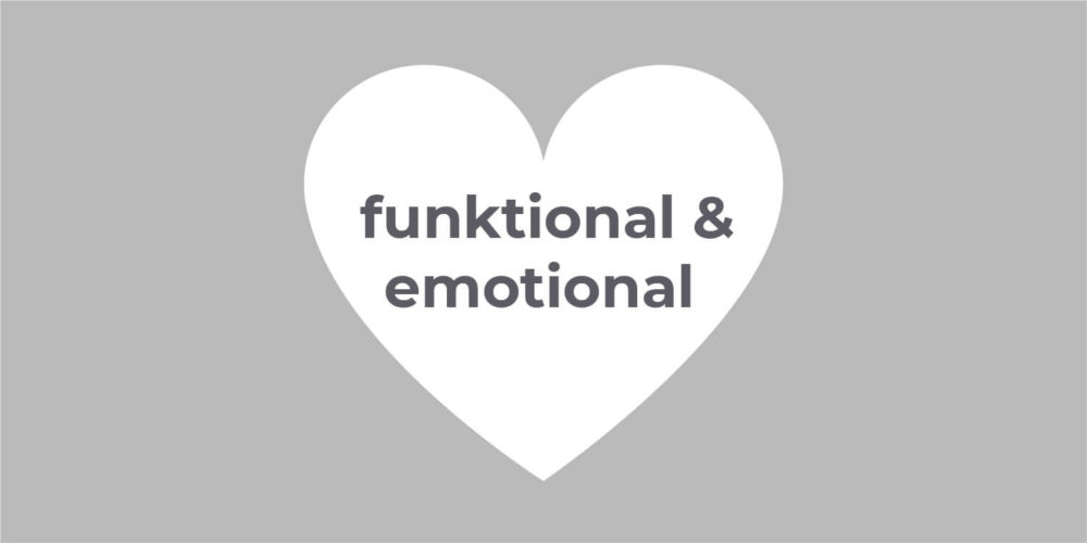 Über Suggle: funktional & emotional