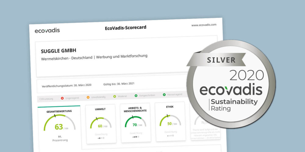 EcoVadis Scorecard