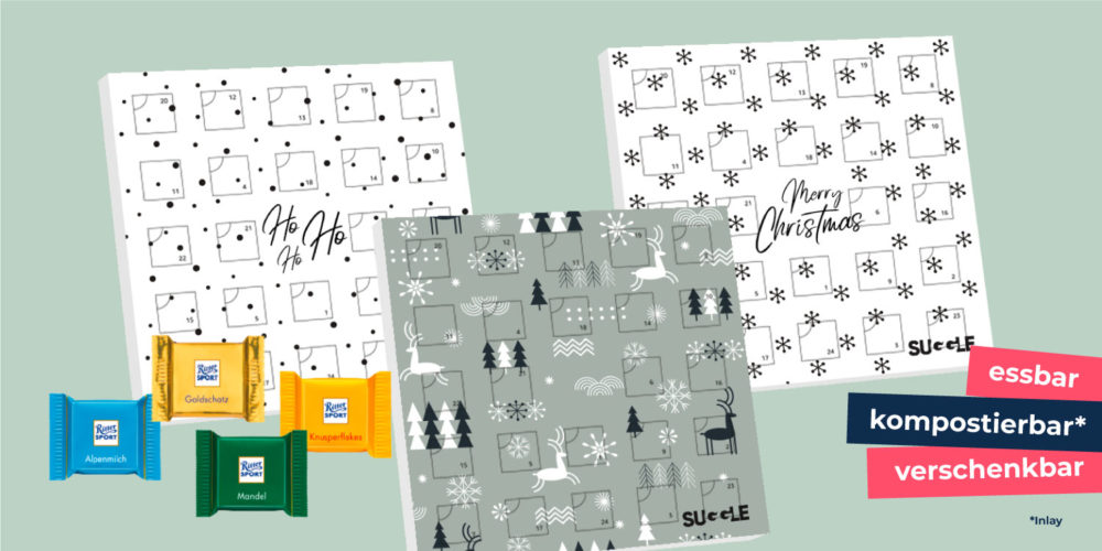 design sustainable Advent calendar