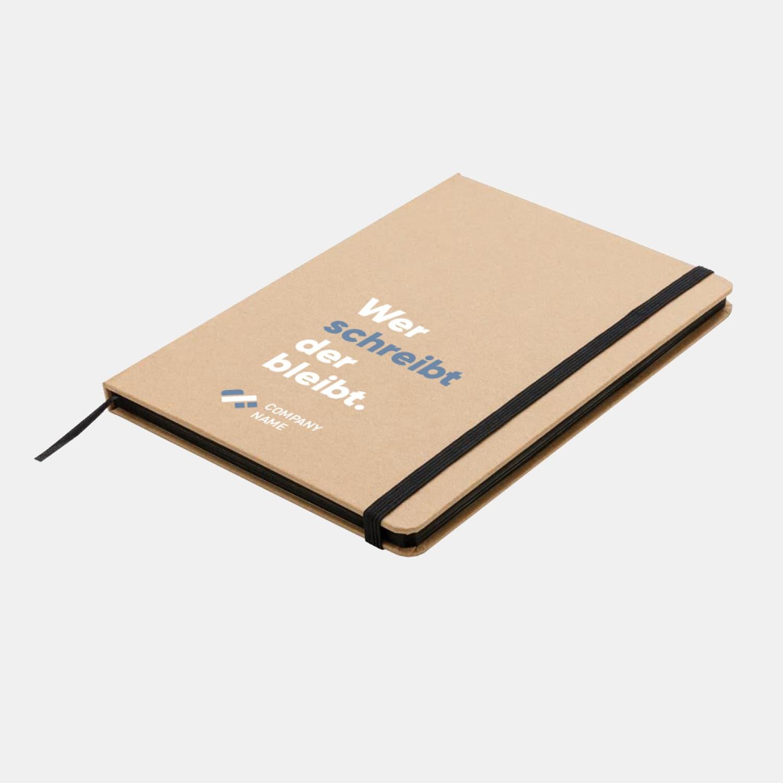 Notizbuch - Onboarding Box Geschenk Einstand Mitarbeiter