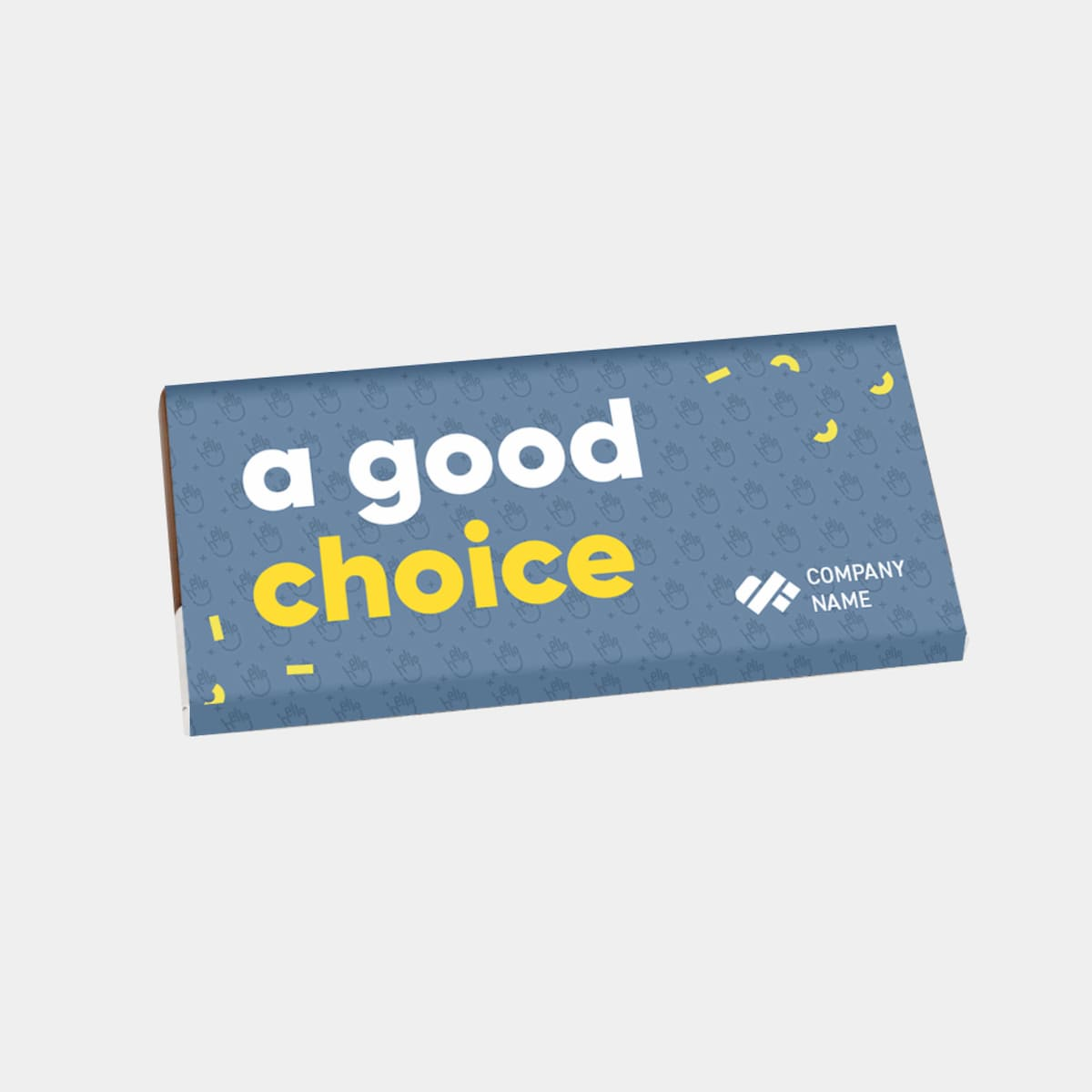 Sustainable chocolate - Onboarding-box-gift first-day employees