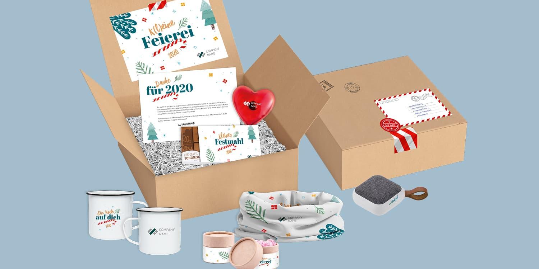 Geschenkbox_Alternative zur Weihnachtsfeier_Corona
